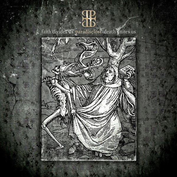 Gramofonska ploča Paradise Lost Faith Divides Us - Death Unites Us 88985462711