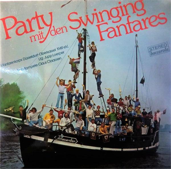 Gramofonska ploča Swinging Fanfares  Party Mit Den Swinging Fanfares 88 906 ZU