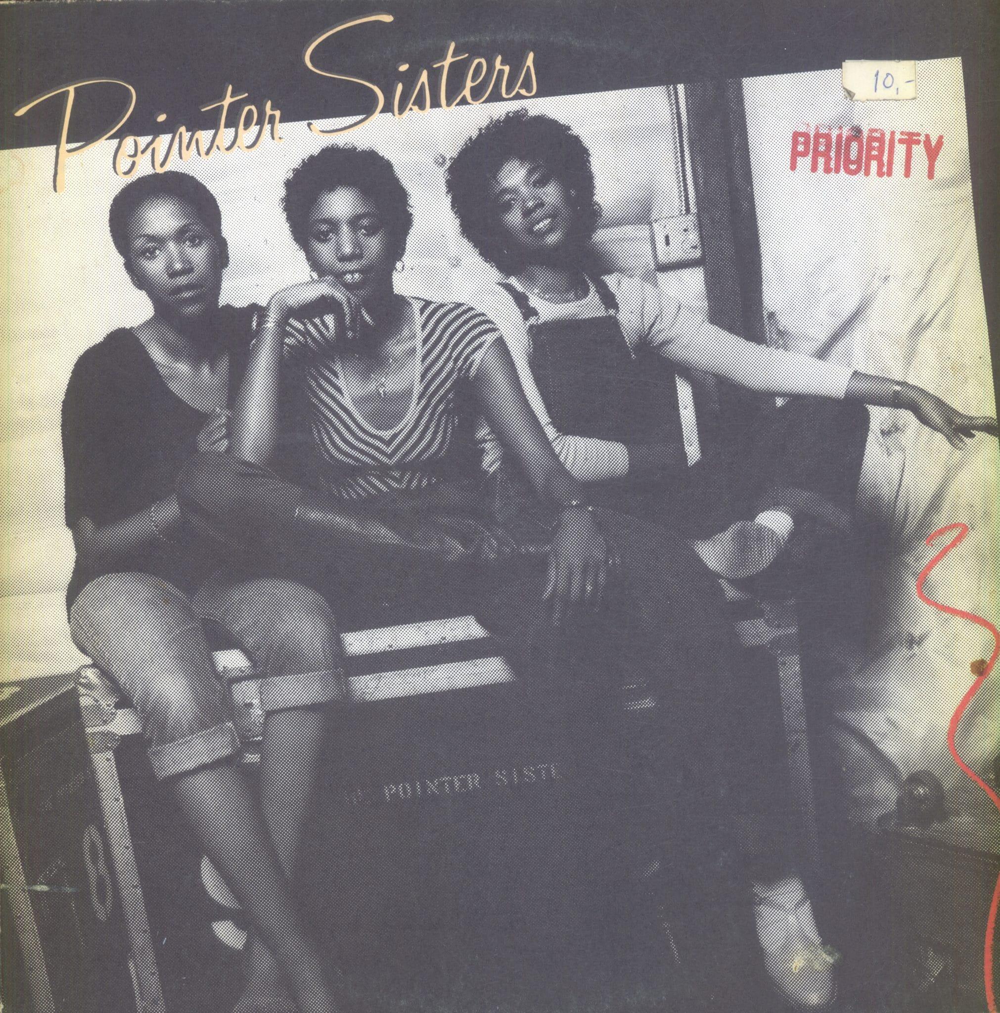 Gramofonska ploča Pointer Sisters Priority PL 52 161