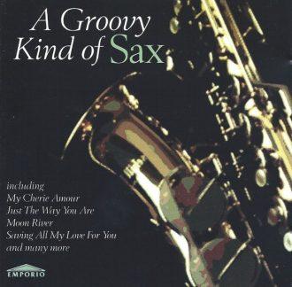 Razni izvođači A Groovy Kind of Sax