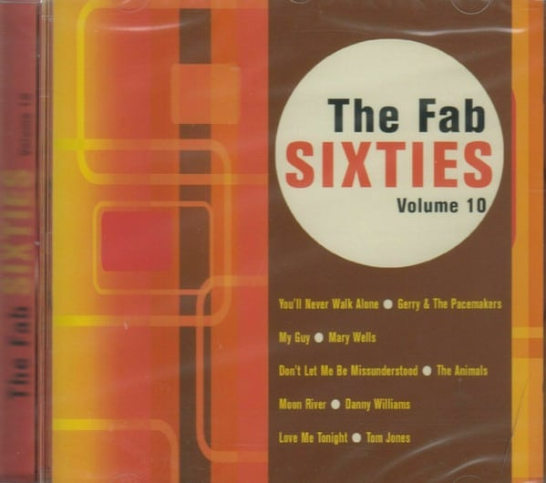 Razni izvođači The Fab Sixties Volume 10