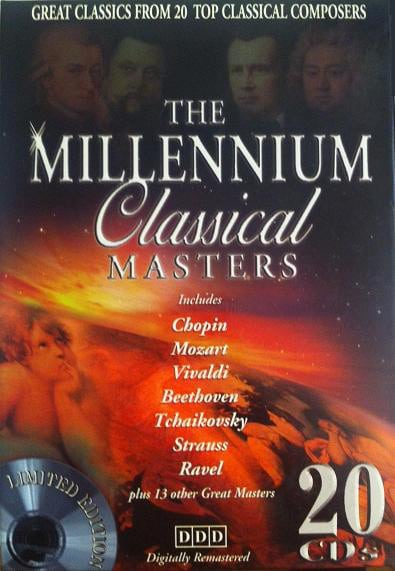 Razni izvođači The Millennium Classical Masters