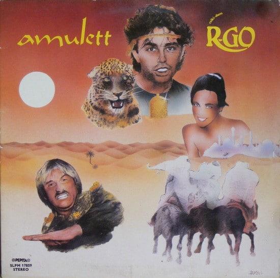 Gramofonska ploča R-GO Amulett SLPM 17859