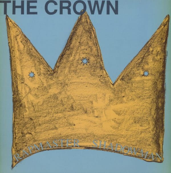 Gramofonska ploča Rapmaster Shadowman The Crown DA 455.055