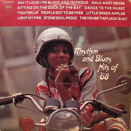 Gramofonska ploča Ripple Blast Singers Rhythm And Blues Hits Of 68 S9005