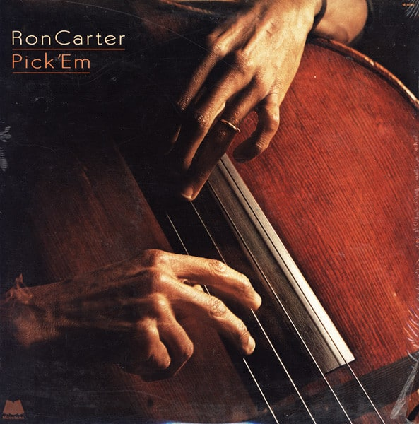 Gramofonska ploča Ron Carter Pick 'Em M-9092
