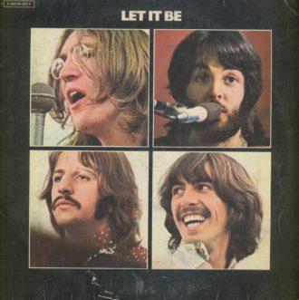 Gramofonska ploča Beatles Let It Be 1C 062-04 433 Y