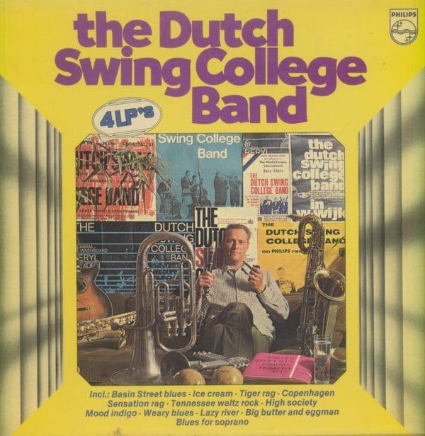 Gramofonska ploča The Dutch Swing College Band The Dutch Swing College Band 6641 824 35
