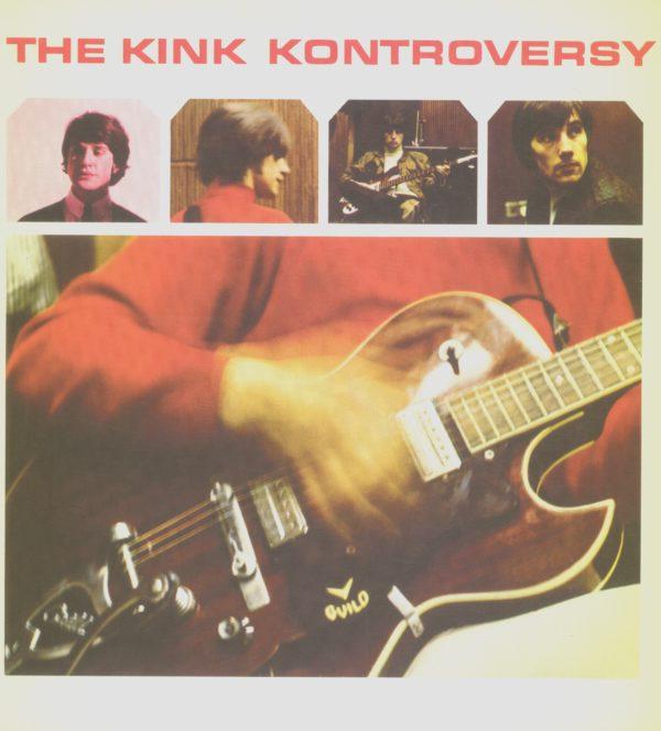 Gramofonska ploča Kinks The Kink Kontroversy