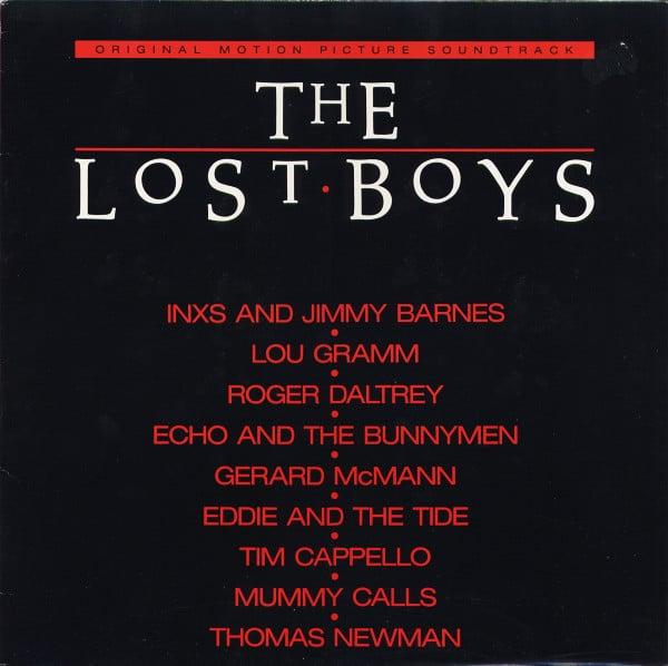 Gramofonska ploča The Lost Boys (Original Motion Picture Soundtrack) Lou Gramm / Roger / DaltreyEcho & The Bunnymen... 781 767-1