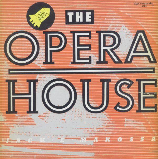Gramofonska ploča Jack - E - Makossa Opera House ZYX 5722