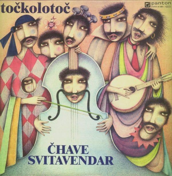 Gramofonska ploča Točkolotoč Čhave Svitavendar 81 0661-1311