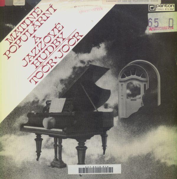 Gramofonska ploča Točr Jočr Matine Popularní A Jazzove Hudby 8113 0067