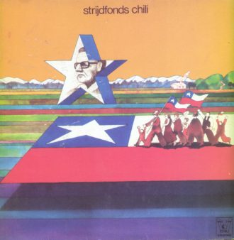 Gramofonska ploča Strijdfonds Chili Inti Illimani / Salvador Allende / Aparcoa... A 2511