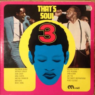 Gramofonska ploča That's Soul 3 King Curtis & The Kingpins / Sam & Dave / Percy Sledge... MID 20 071