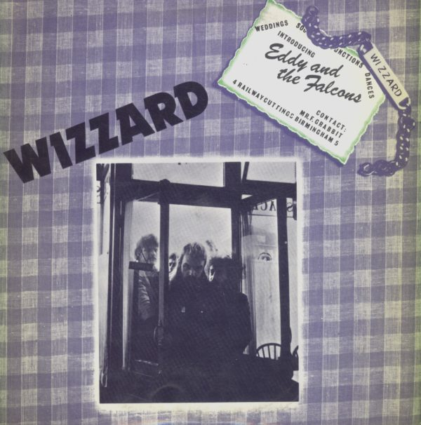 Gramofonska ploča Wizzard Introducing Eddy And The Falcons K 56029