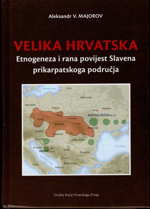 Velika Hrvatska Aleksandr V. Majorov