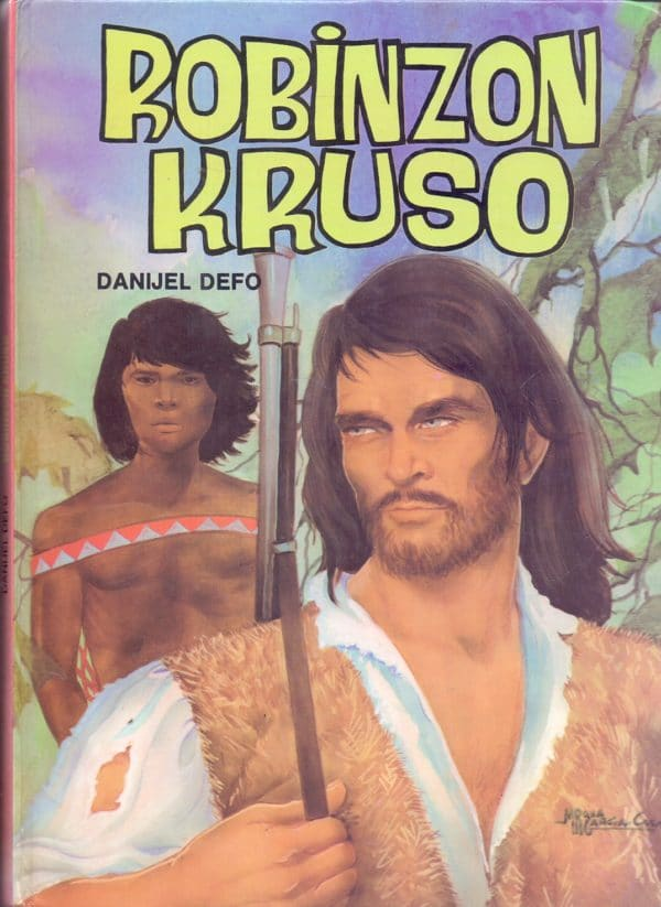 Robinzon Kruso Defo Danijel (Defoe Daniel)