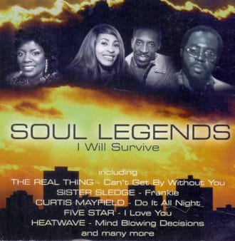 Razni izvođači Soul Legends - I Will Survive