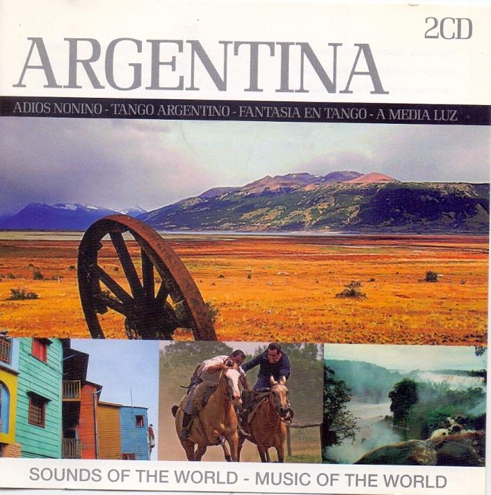 Razni izvođači Argentina - Sounds of the World