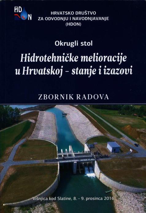 Hidrotehničke melioracije u Hrvatskoj - stanje i izazovi G. a.