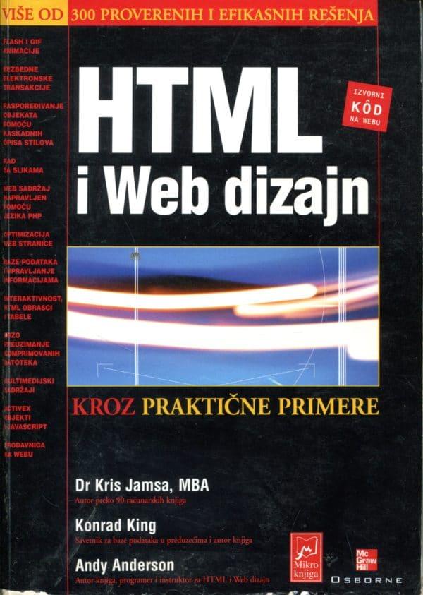 HTML i web dizajn G. a.