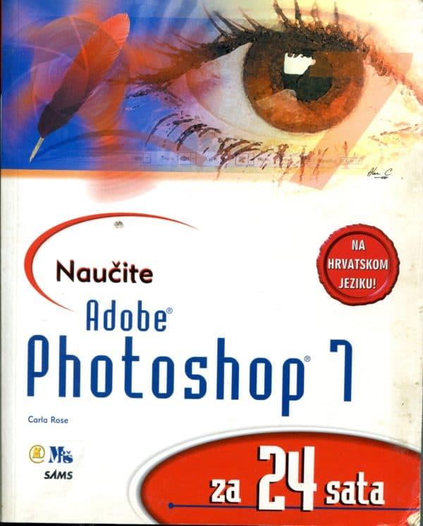 Naučite Adobe Photoshop 7 Carla Rose