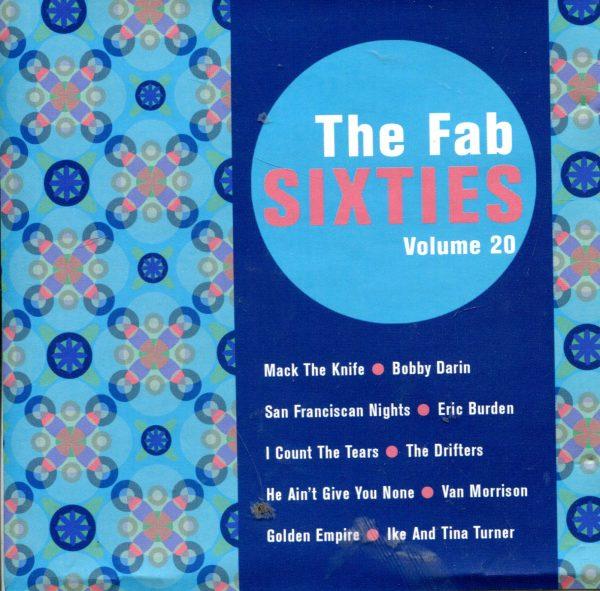 Razni izvođači The Fab Sixties Volume 20