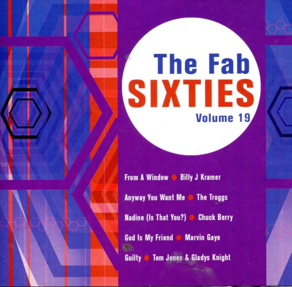 Razni izvođači The Fab Sixties Volume 19