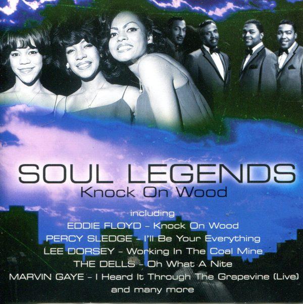 Razni izvođači Soul Legends - Knock on Wood