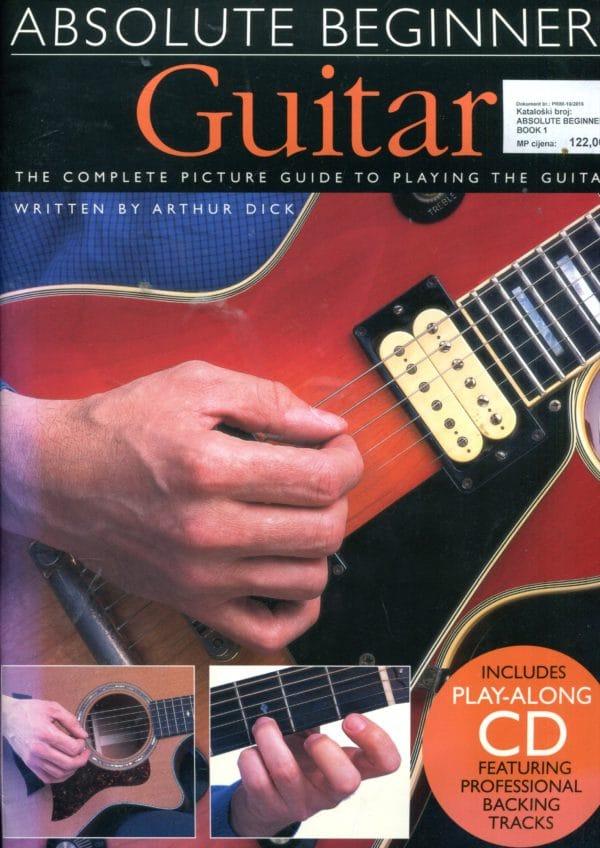 Guitar Arthur Dick