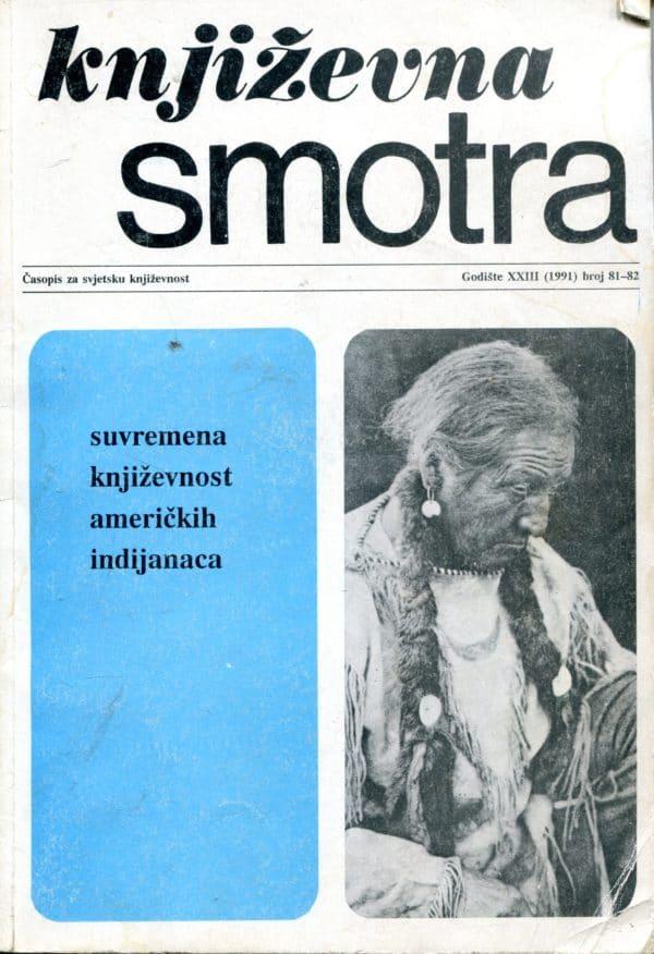 Književna smotra 81-82 Užarević Josip