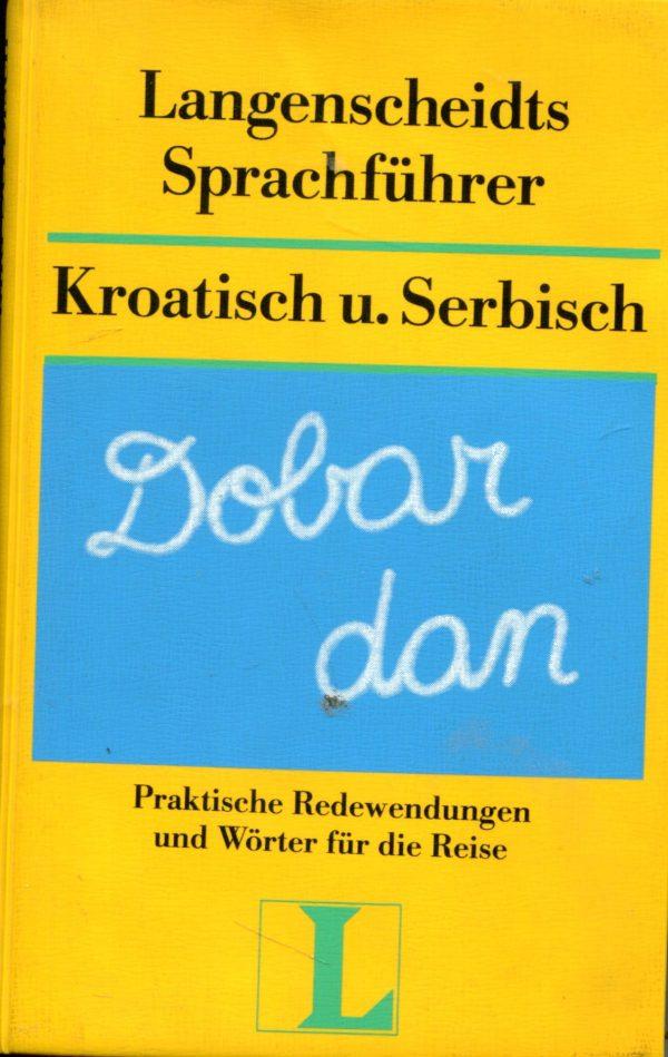 Langenscheidts Sprachfuehrer Norbert Reiter, Dubravka Friesel-Kopecki