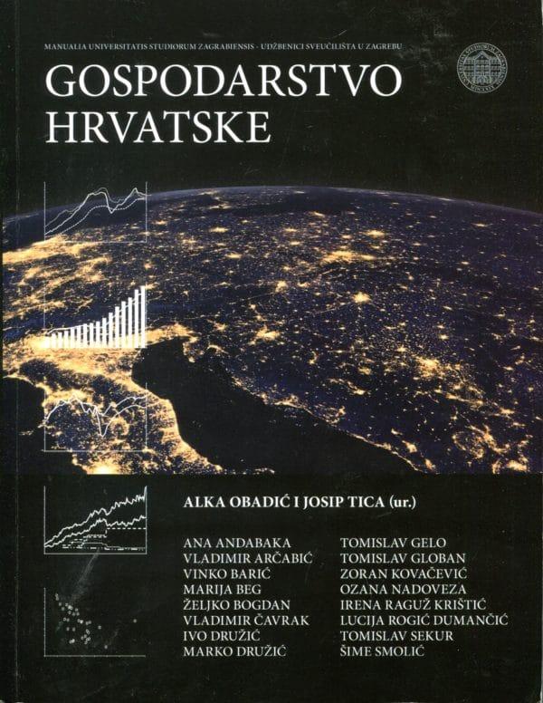 Gospodarstvo Hrvatske Alka Obadić i Josip Tica