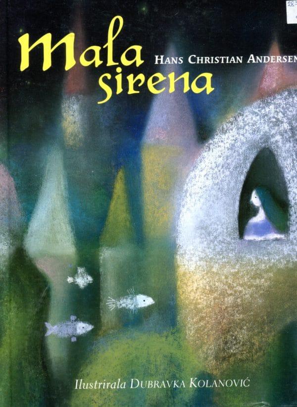 Mala sirena Andersen Hans Christian