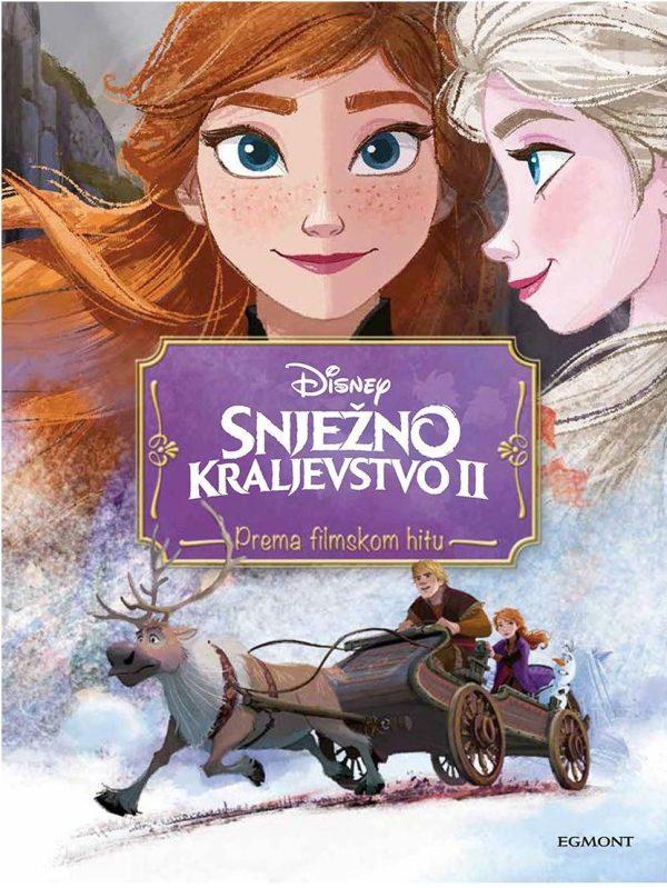 Snježno Kraljevstvo II Disney