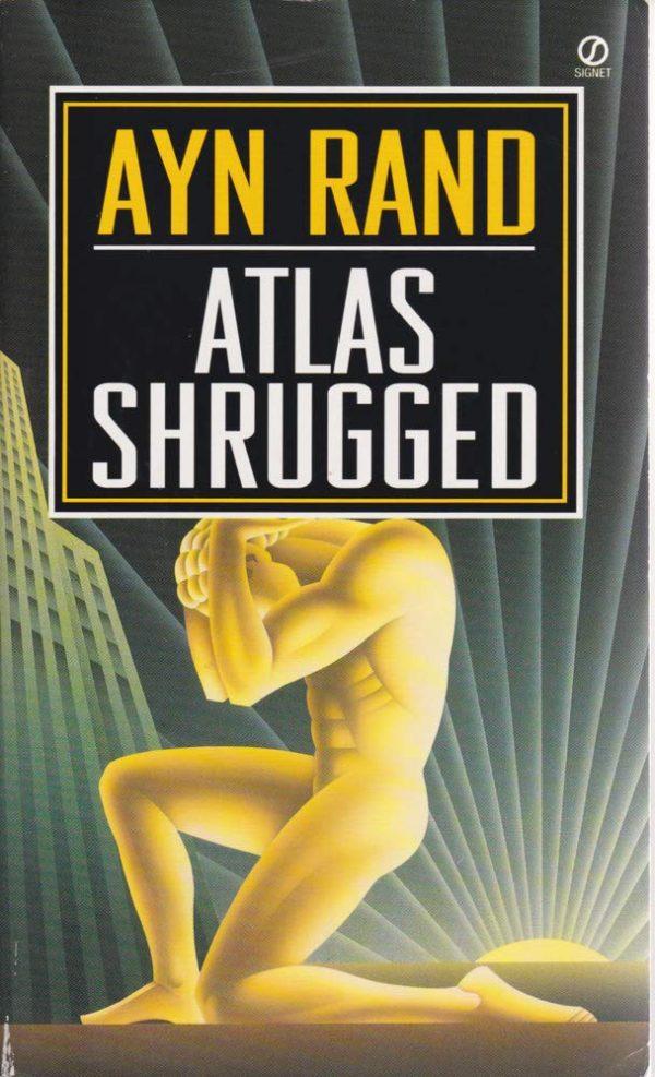 Atlas Shrugged Rand Ayn