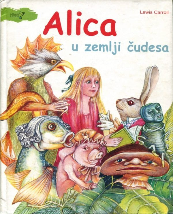 Alica u zemlji čudesa Carroll Lewis