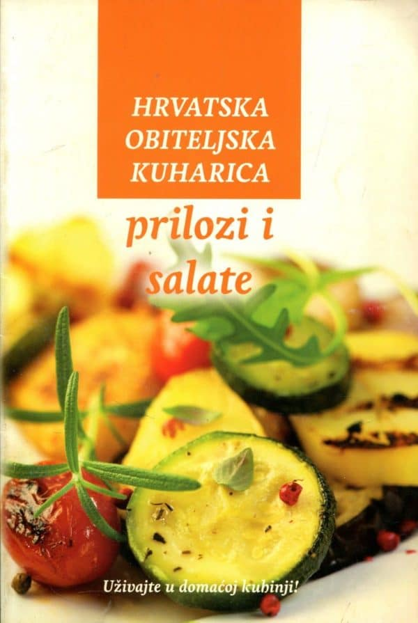 Prilozi i salate GA
