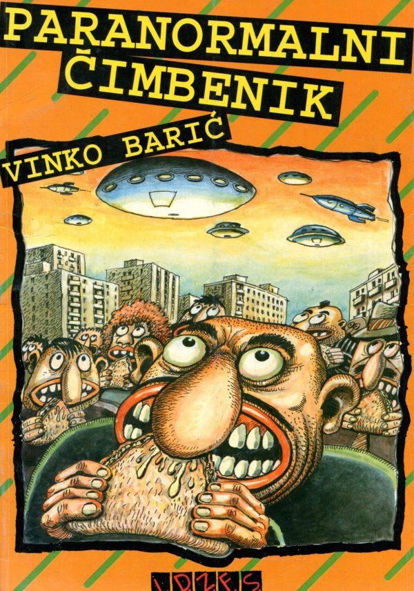 Paranormalni čimbenik Vinko Barić
