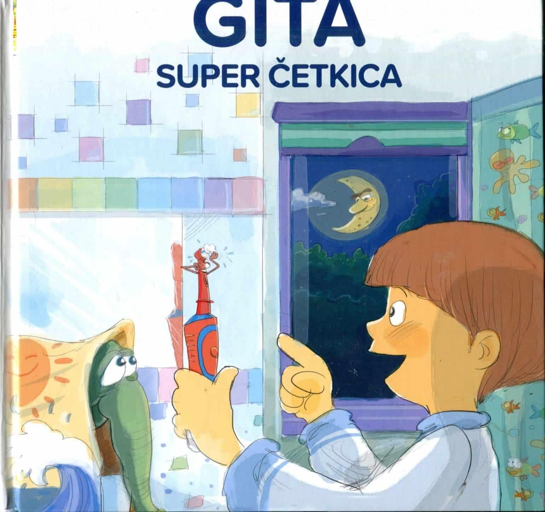 Gita Super Četkica Yael Sachnai