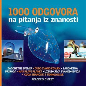 1000 odgovora na pitanja iz znanosti Lidija Zozoli