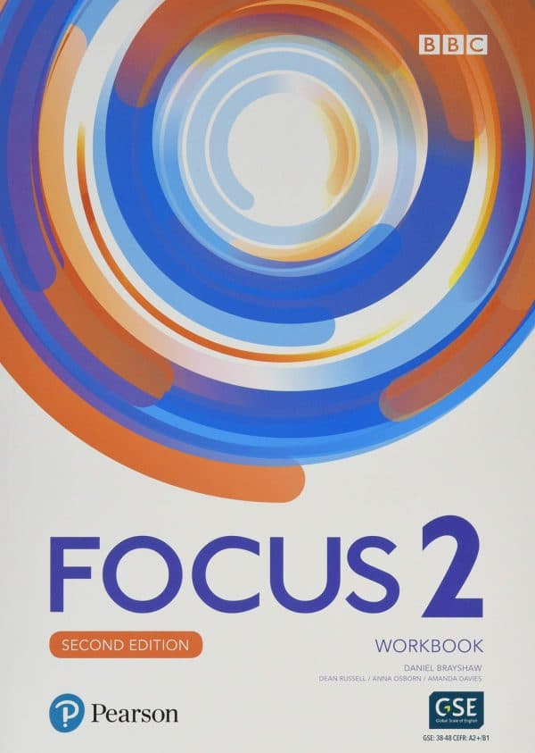 Focus 2 Second Edition Workbook autora Daniel Brayshaw, Dean Russell
