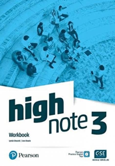 High Note 3 workbook autora Lynda Edwards, Jane Bowie