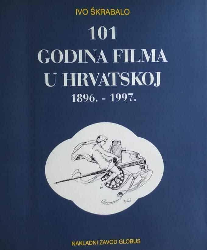101 Godina filma u Hrvatskoj Ivo Škrabalo
