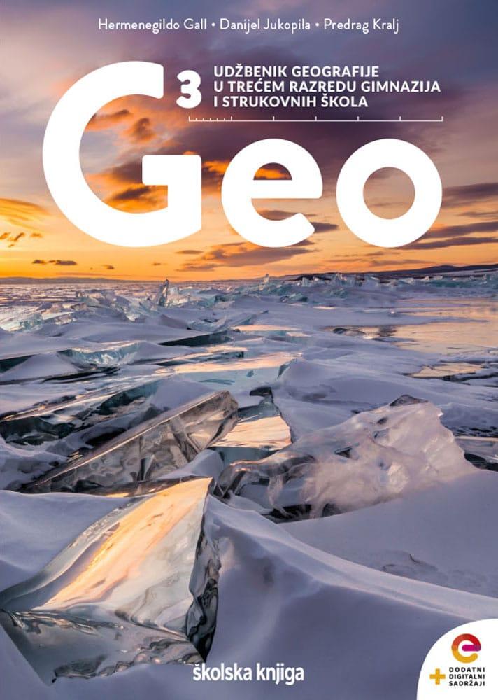 GEO 3 : udžbenik geografije s