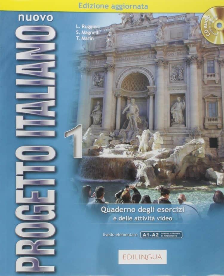 NUOVO PROGETTO ITALIANO 2 : libro dello studente edizione aggiornata autora L. Ruggieri, S. MAgnelli, T.Marin