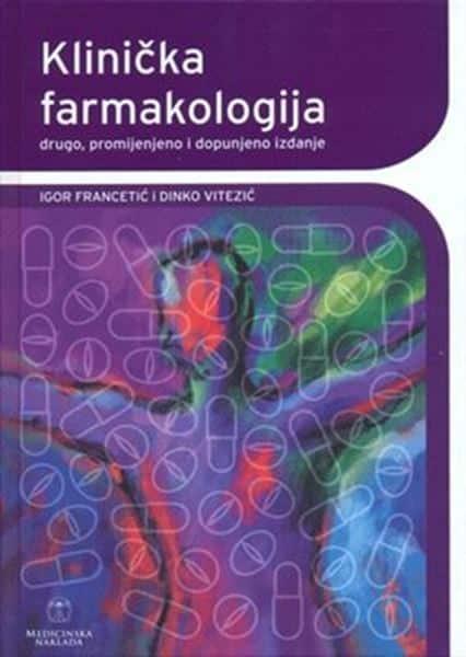 Klinička farmakologija Igor Francetić, Dinko Vitezić